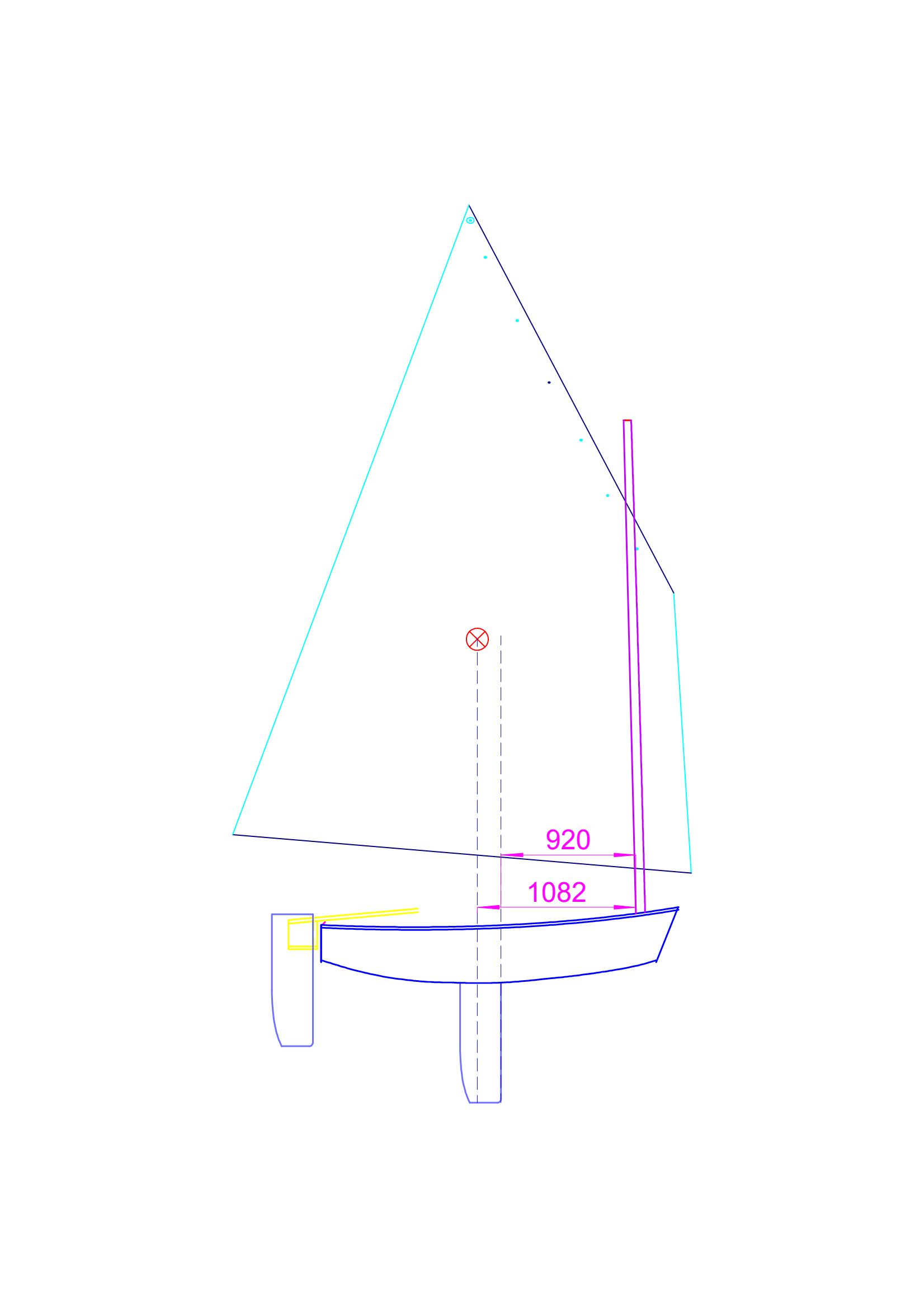 Using Really Simple Sails on other boats  Advice and